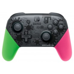 دسته نینتندو سوییچ Nintendo Switch Pro Splatoon 2 Controller