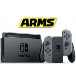Nintendo Switch with Gray Bundle