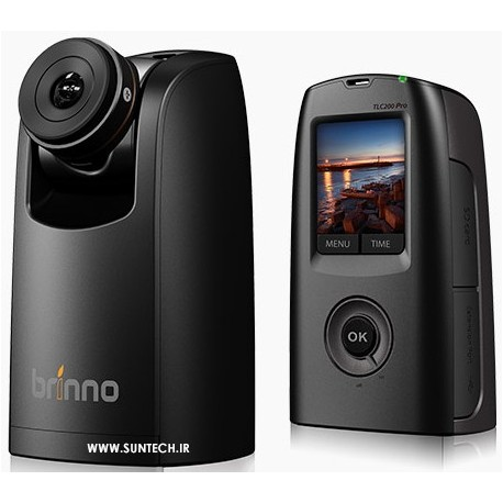 دوربین تایم لپس Brinno TLC200 Pro