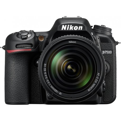 دوربین عکاسی Nikon D7500