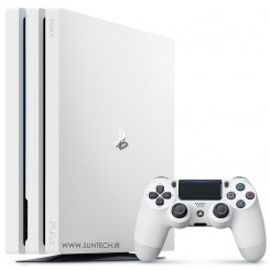 Sony PlayStation 4 Pro White