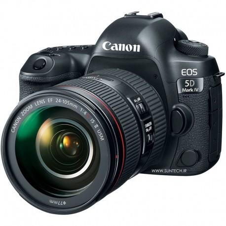 دوربین عکاسی Canon 5D Mark IV 24-105