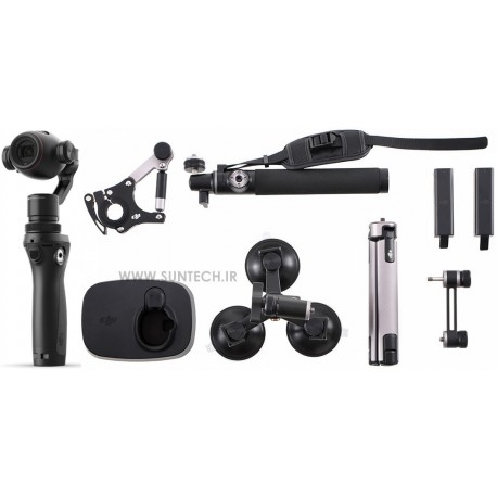 DJI Osmo Plus With Accessorie Kit