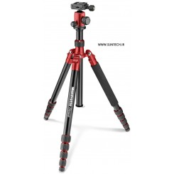 Manfrotto Element Traveller Tripod Big RED