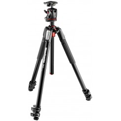 Manfrotto 055 Aluminium Tripod With XPRO Ball Head