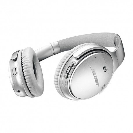 خرید هدفون Bose QuietComfort 35 II Silver