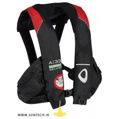 A-33 In-Sight Deluxe Automatic Inflatable Life Jacket