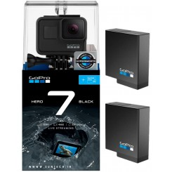GoPro HERO7 Black With Extera Battery