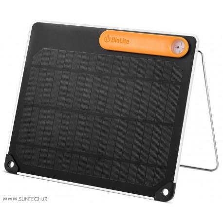 پاور بانک خورشیدی +BioLite SolarPanel 5