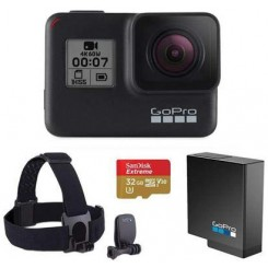 Gopro HERO7 Black Bundle E