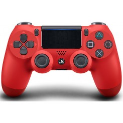 PlayStation 4 Red Controller