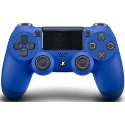 PlayStation 4 Blue Controller